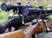 Доработка охотничьей винтовки: вопрос открытого прицела
