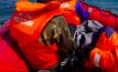 Катамаран, потерпевший крушение в Волгограде, подняли на сушу