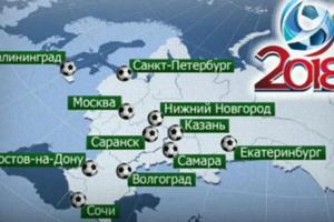 Президент России Владимир Путин заявил о том, что все 11 городов примут чм по футболу 2018 года