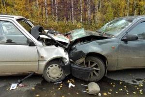 В Волгоградской области утром произошло ДТП- погибли три человека