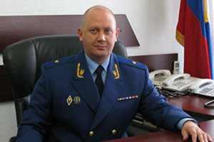 Вениамин Селифанов получил назначение на должность Волжского межрегионального природоохранного прокурора