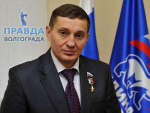 губернатор волгограда