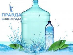 вода на розлив